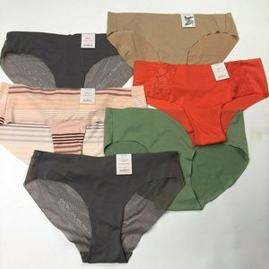 NWT Womens Panties Auden Size S 4-6 (Y853)